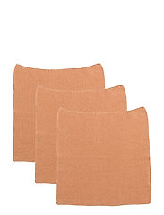 Dishcloth, Brown, Cotton - BROWN