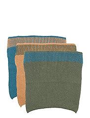 Dishcloth, Multi-color, Cotton - MULTI-COLOR