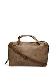 Bag, Brown, Polyester - BROWN