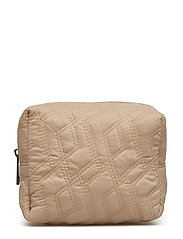 Cosmetic Bag, Nature, Polyester - NATURE