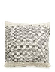 Cushion, Grey, Cotton - GREY