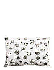 Floor Cushion, White, Cotton - WHITE