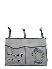 Storage Bag, Blue, Cotton - BLUE