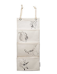 Storage Bag, White, Cotton - WHITE
