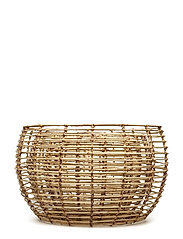 Basket, Nature, Rattan - NATURE
