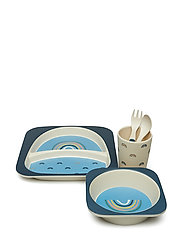 Henry Serving Set - BLUE