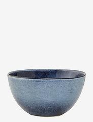 Bloomingville - Sandrine Bowl - tarjoilukulhot - blue - 0