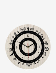 Bloomingville - clock - décor - multi - 0