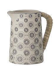 Bloomingville - Elsa Milk Jug - maitokannut - grey - 2