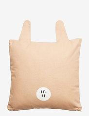 Bloomingville - Cushion, Rose, Cotton - literie et couvertures - rose - 1