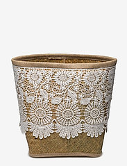 Bloomingville - Basket, Nature, Seagrass - home decor - nature - 0