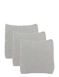 Dishcloth, Grey, Cotton - GREY