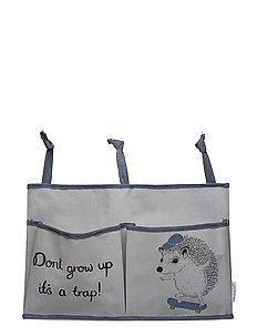 Storage Bag, Blue, Cotton - BLUE