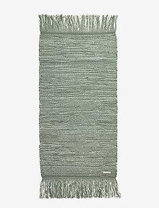Rug, Green, Wool - GREEN