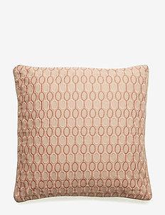 Cushion, Multi-color, Cotton - MULTI-COLOR