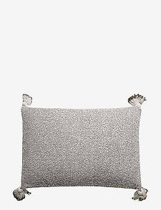 Cushion, Grey, Acrylic - GREY