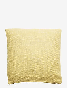 Cushion, Yellow, Acrylic - YELLOW
