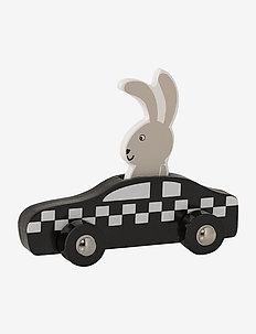 Yuka Toy Car - kjøretøy - black
