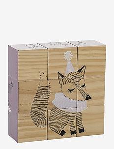 Guo Toy Blocks - klosser og byggesett - multi