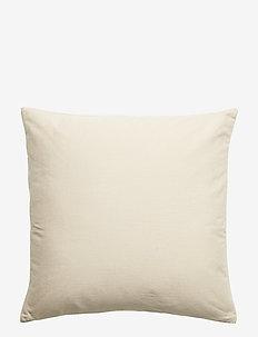 Honesty Cushion, Grey, Cotton - GREY