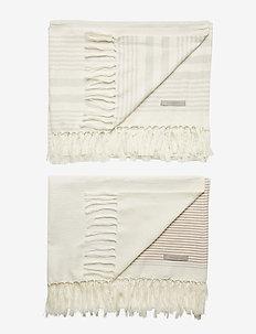 Towel, Grey, Cotton - GREY