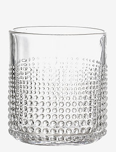 Gro Drinking Glass - juomalasit - clear