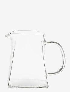 Sidselmarie Milk Jug - maitokannut - clear
