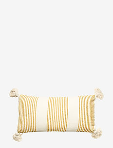 cushion - pynteputer - yellow