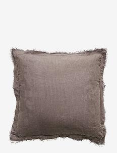 cushion - kissen - grey