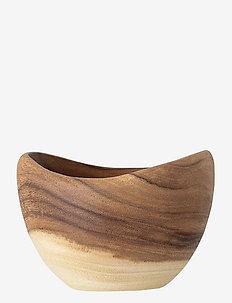 Sati Bowl - serveringsskåler - brown