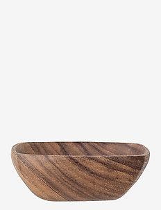 Lawk Bowl - serveringsskåler - brown