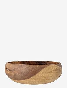 Belinda Bowl - serveringsskåler - brown