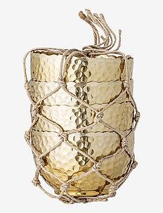Helmina Bowl 4-pack - serveringsskåler - gold