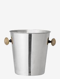 Cocktail Wine Cooler - vin & champagnekjølere - silver