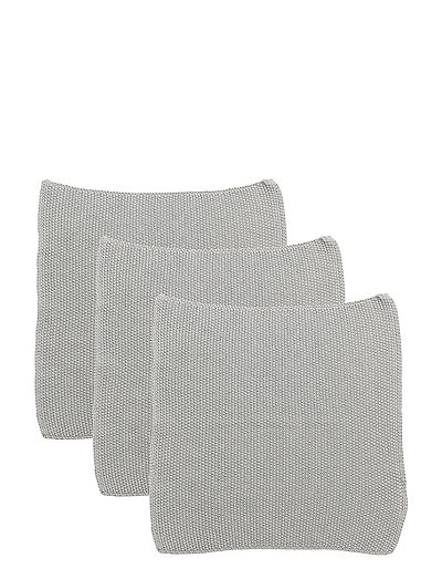 Dishcloth, Grey, Cotton - GREY