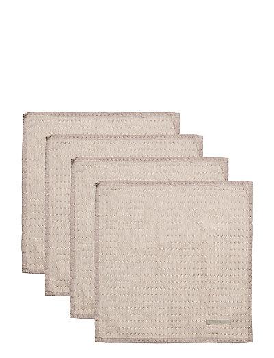 Napkin, Brown, Cotton - BROWN