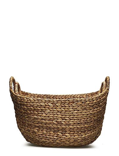 Basket, Nature, Water hyacinth - NATURE