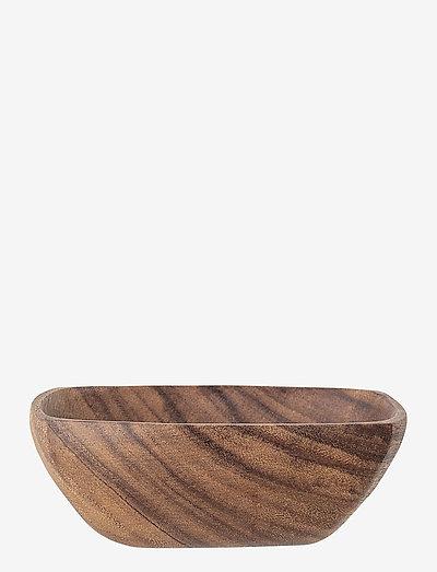 Lawk Bowl - tarjoilukulhot - brown