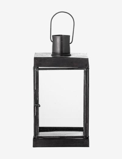 Kefas Lantern - ulkovalaistus - black