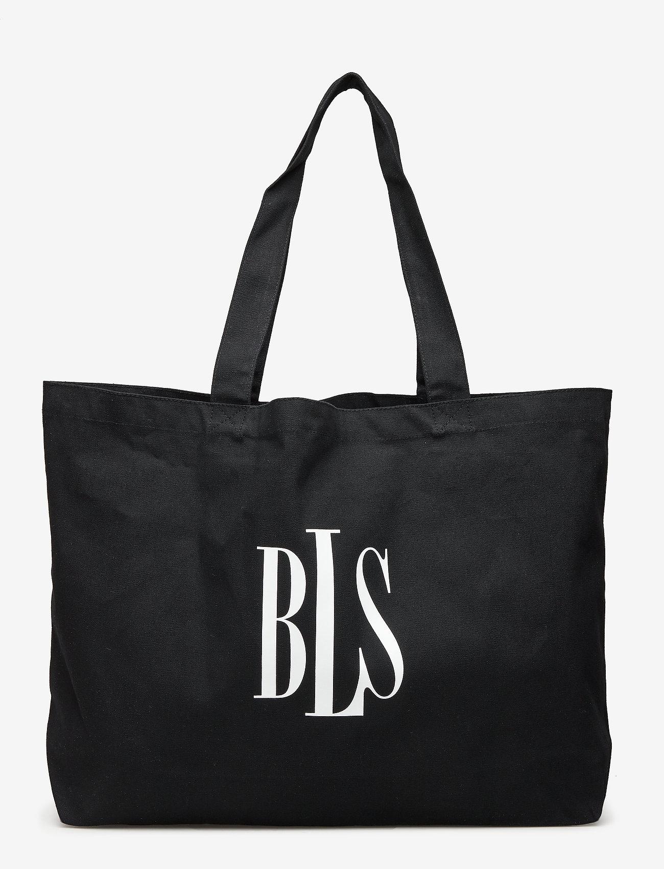 BLS Hafnia - BLS Tote Bag - black - 0