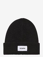 BLS Hafnia - Classic Beanie - bonnet - black - 0