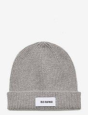 BLS Hafnia - Classic Beanie - bonnet - grey - 0