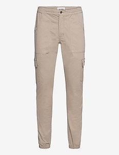 Combat Cargo Pants - cargobukser - beige