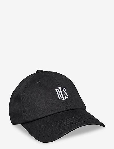 BLS Papi Cap - casquettes - black