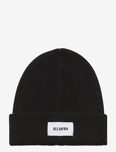 Classic Beanie - bonnet - black