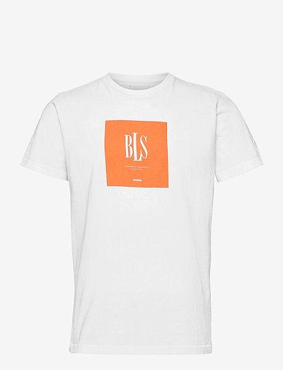 Orange Box / T-shirt - t-shirts à manches courtes - white