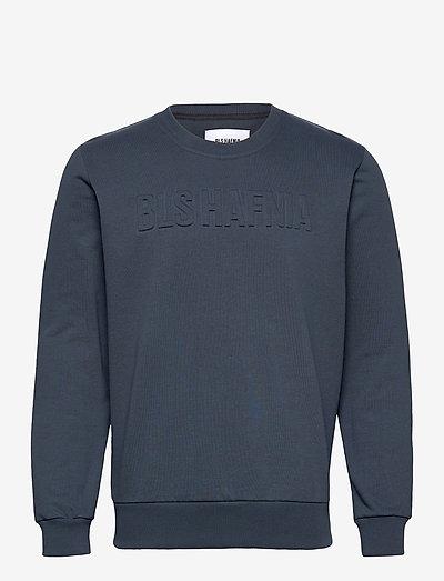 Zanetti Crewneck - kläder - grey