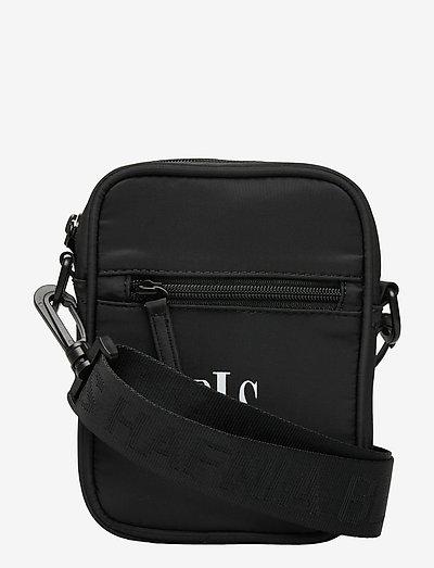 Cannes Shoulder Bag - sacs - black