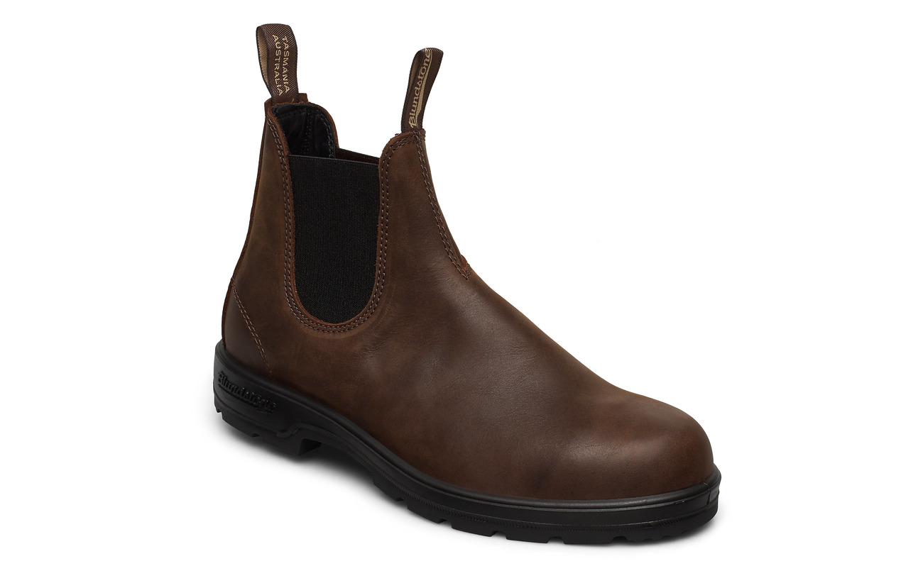 Blundstone BL CLASSIC COMFORT (PU/TPU SOLE) - ANTIQUE BROWN