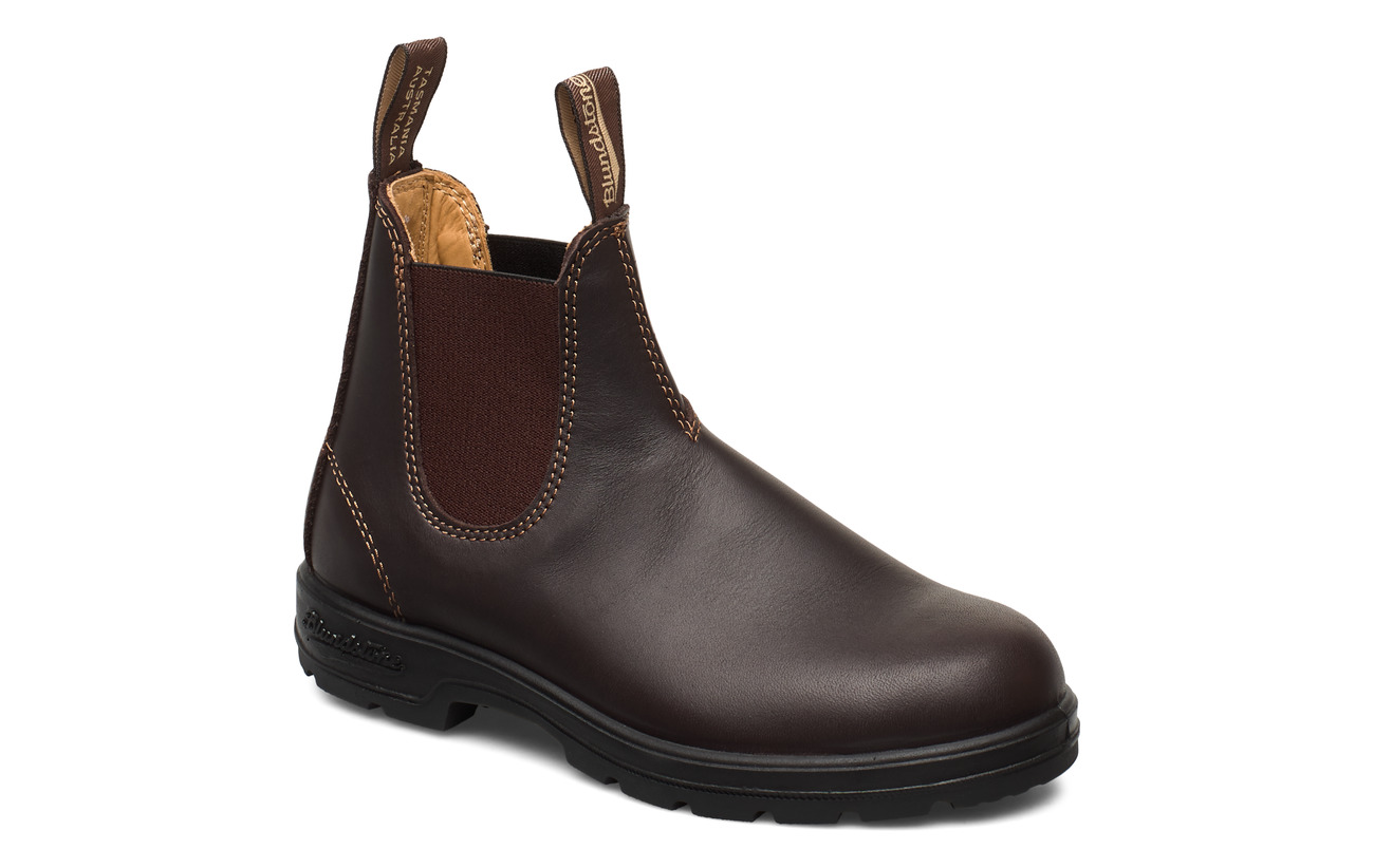 Blundstone BL CLASSIC COMFORT (PU/TPU SOLE) - WALNUT BROWN PREMIUM OIL TAN